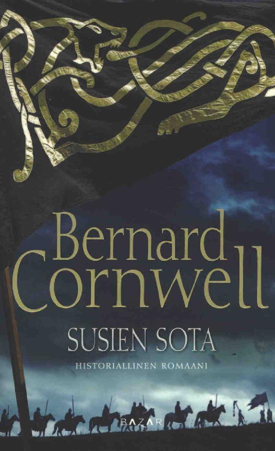 Cornwell, Bernard: Susien sota