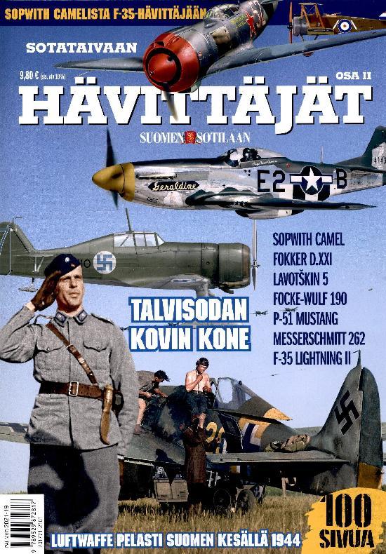 Suomen Sotilaan Sotataivaan Hävittäjät OSA II