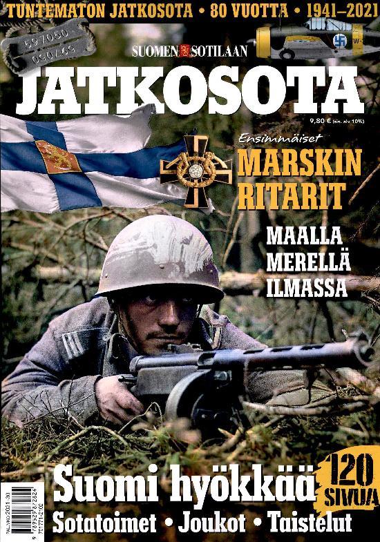 Suomen Sotilaan Jatkosota