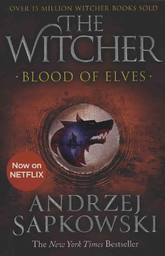 Sapkowski, Andrzej: Blood of Elves