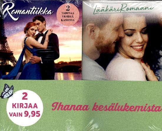 Harlequin Romantiikka 2123Harlequin Romantiikka Tuplapakkaus 23/2021