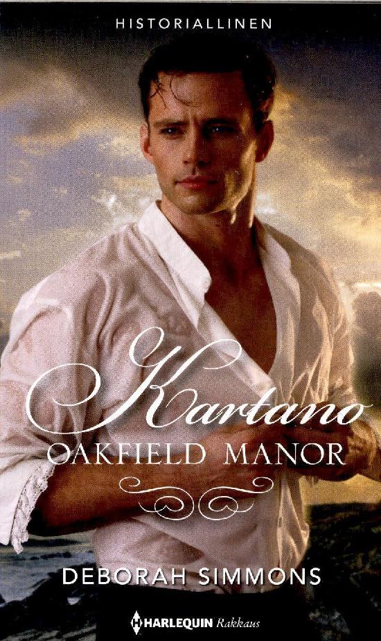 Harlequin Historiallinen Romaani Kartano Oakfield Manor