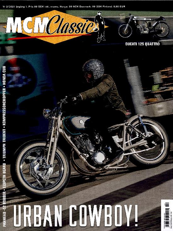 MCM Classic Bike