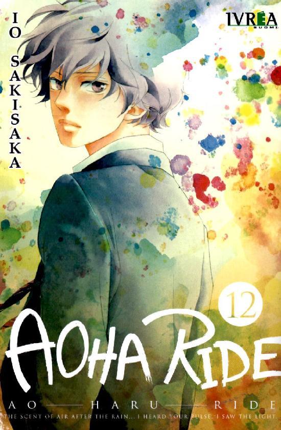 Aoha Ride -Sarjakuvakirja 12 2020