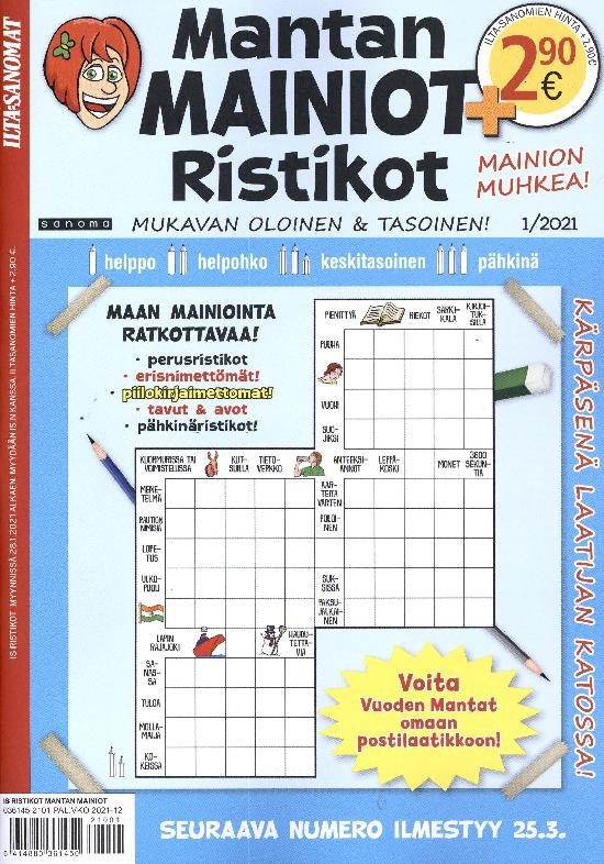 IS Ristikot
