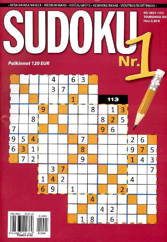 Sudoku Nr. 1