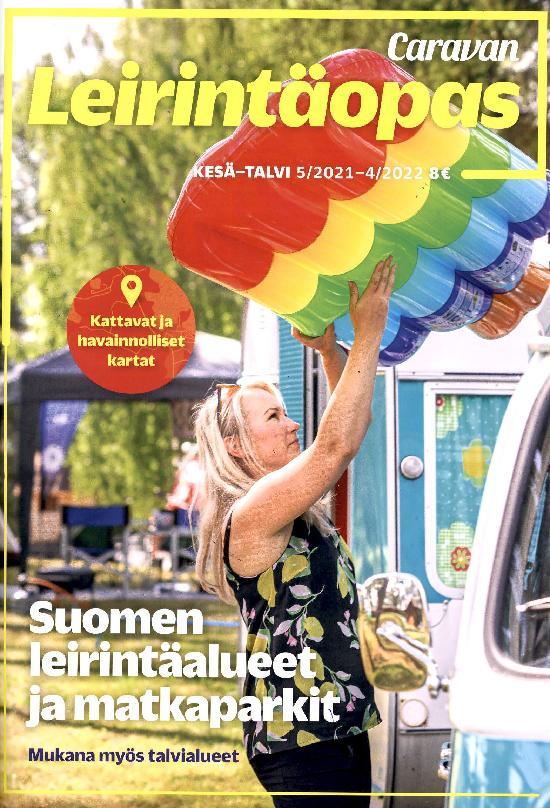 Caravan Leirintäopas KESÄ - TALVI 5/2021 - 4/2022