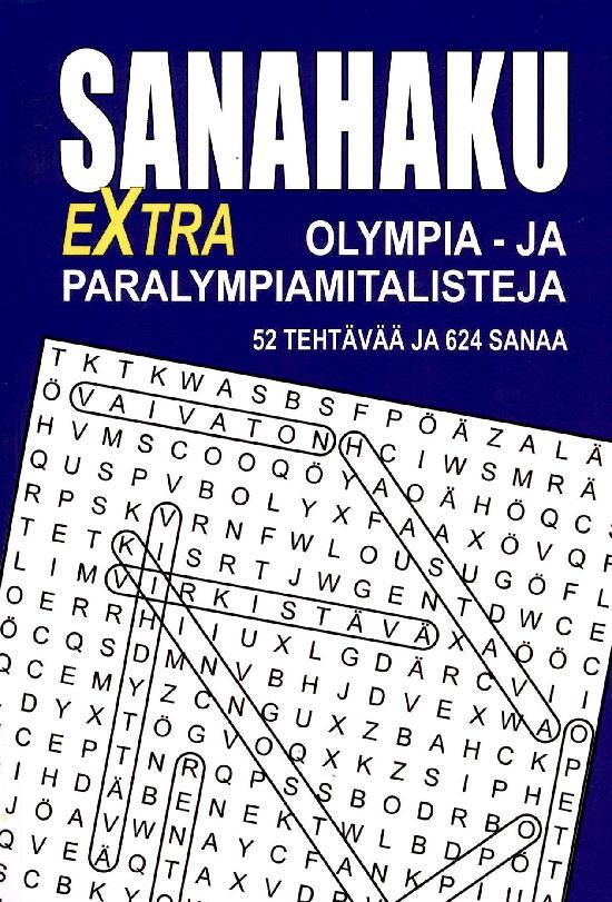 Sanahaku Sanahaku Extra-Olympia- ja paralympiamitalisteja 52 tehtävää ja 624 sanaa 2/2021