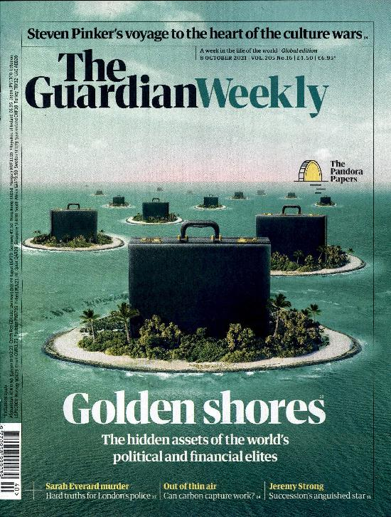 The Guardian Weekly 8 OCTOBER 2021 Golden shores