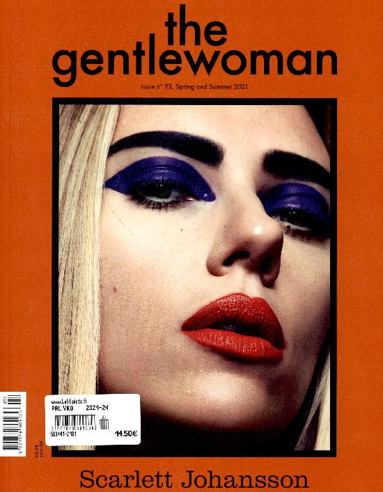 The Gentlewoman Spring and Summer 2021