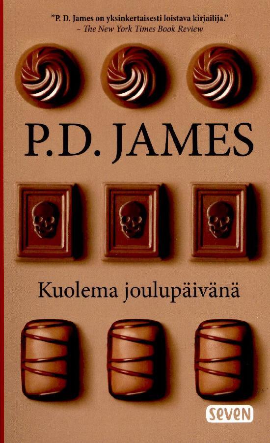 James, P. D.: Kuolema joulupäivänä