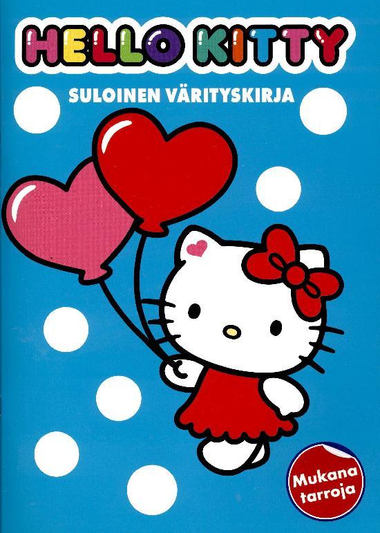 Tarrakirja (Egmont) Hello Kitty Suloinen värityskirja