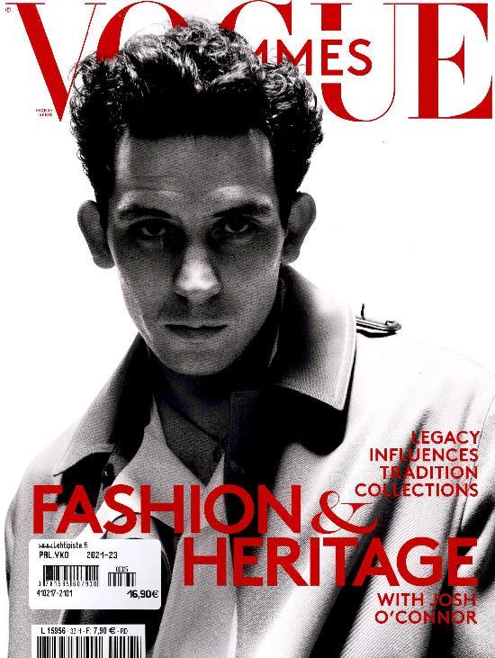 Vogue Hommes Hs