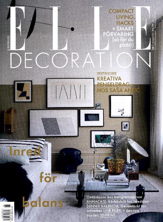 Elle Decoration (Swe)