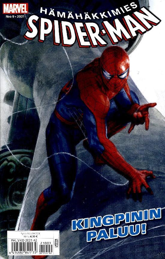 Spider-Man (suom.) 09-2021 Kingpinin paluu!
