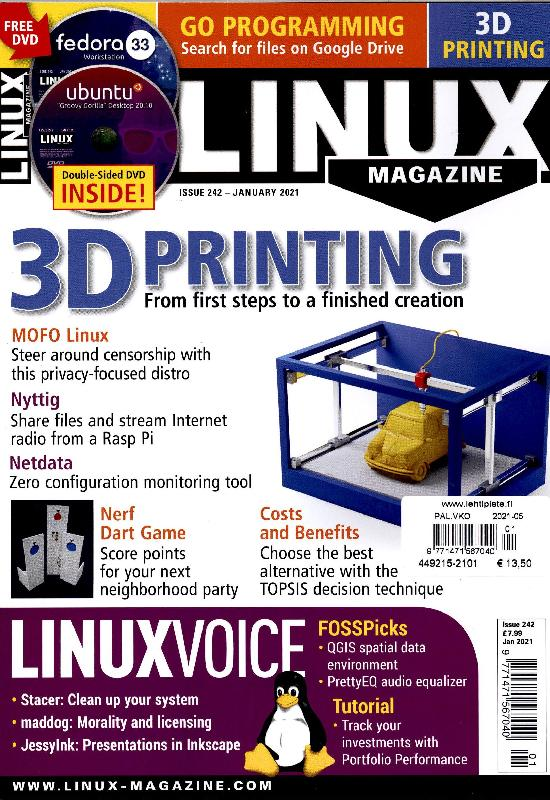 Linux Magazine (Eng/UK)