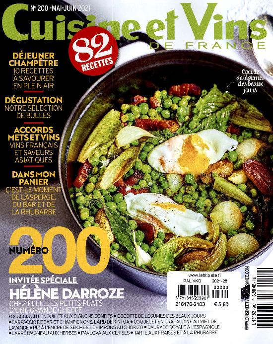 Cuisine & Vins De France