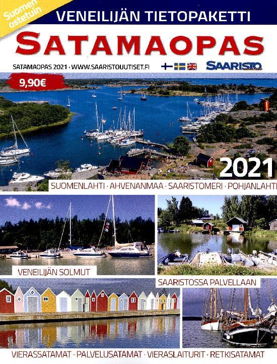 Saaristouutiset Satamaopas Veneilijän tietopaketti 2021