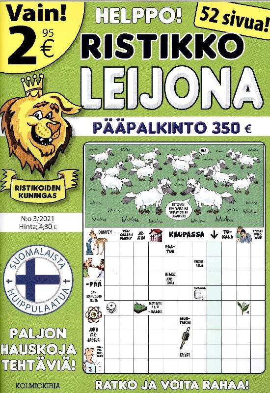Ristikko-Leijona