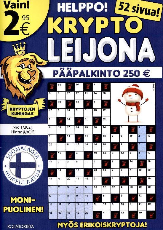 Krypto-Leijona