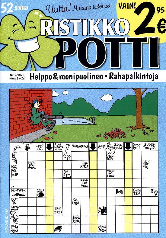 Ristikko-Potti