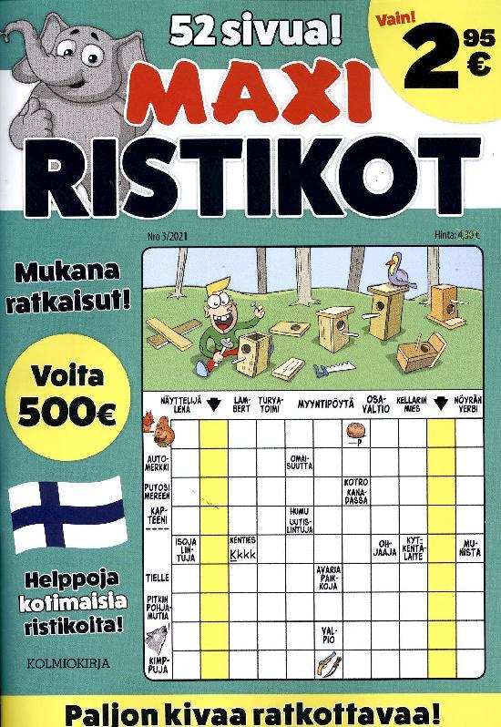 Maxi-Ristikot