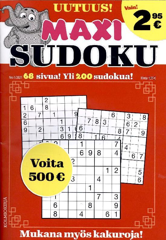 Maxi-Sudoku