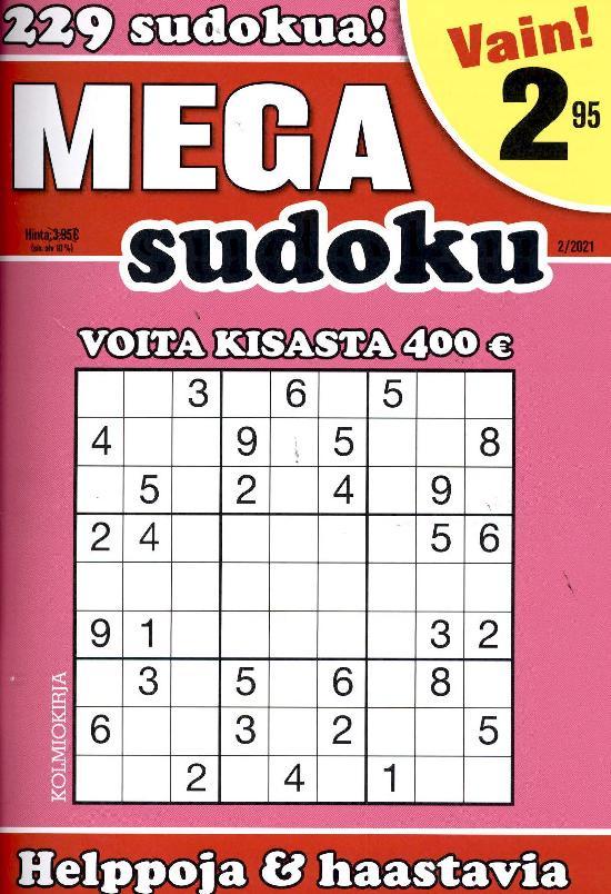 Mega-Sudoku 2102