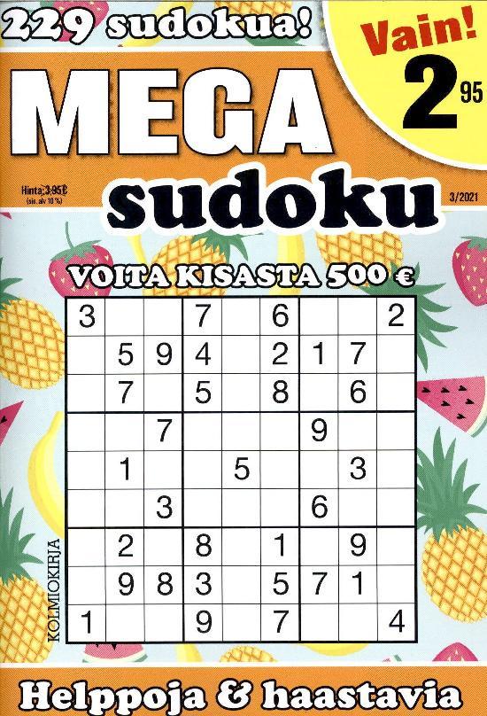 Mega-Sudoku 2103