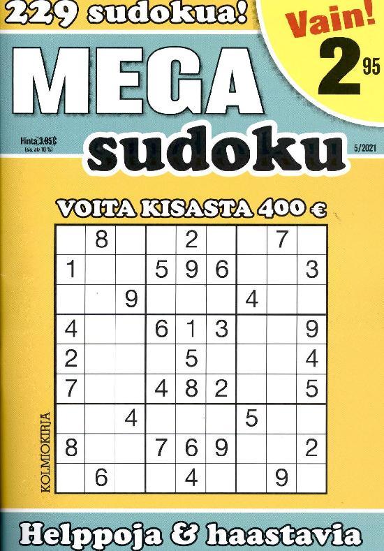 Mega-Sudoku 2105