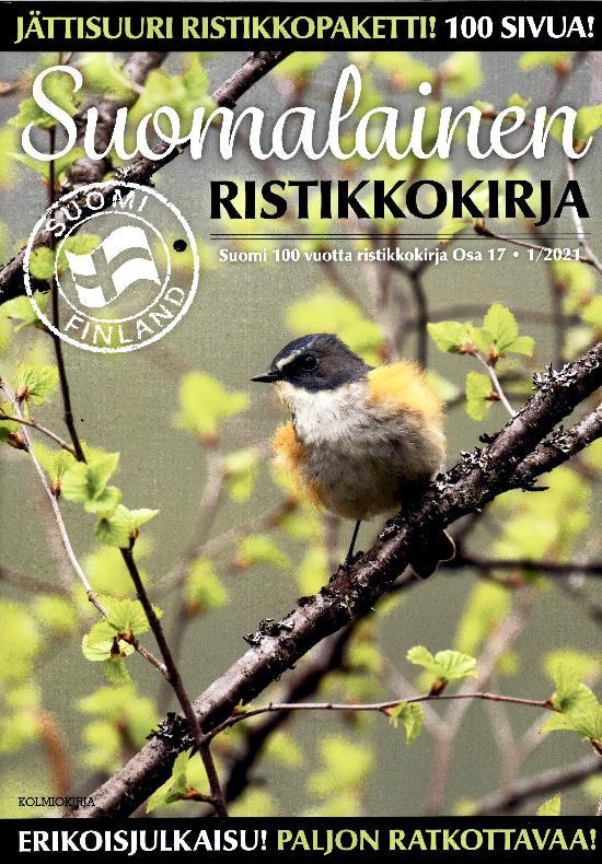 Suomalainen Ristikkokirja Osa 17 1/2021