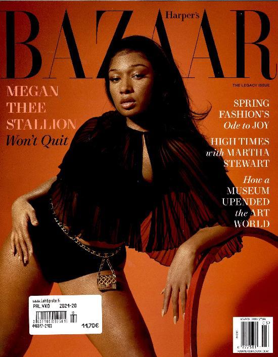 Harpers Bazaar (Eng/USA)