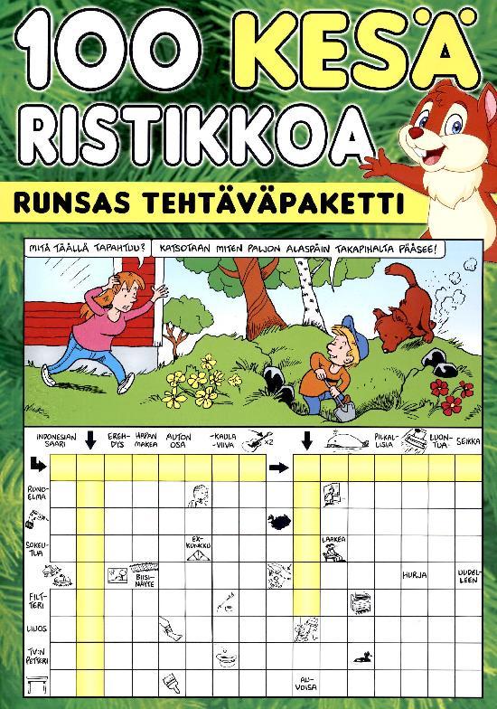 100 Ristikkoa 4/2021 KESÄ