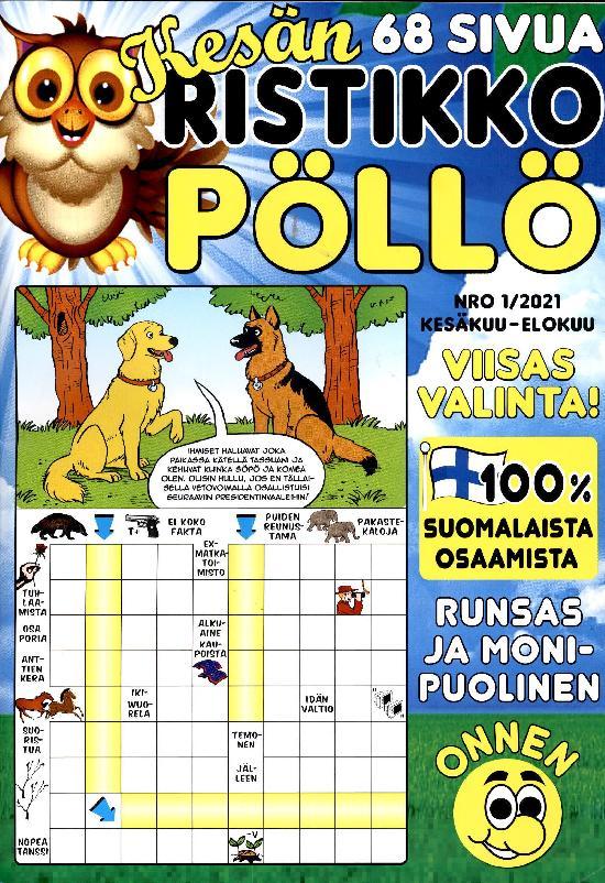Ristikko Pöllö