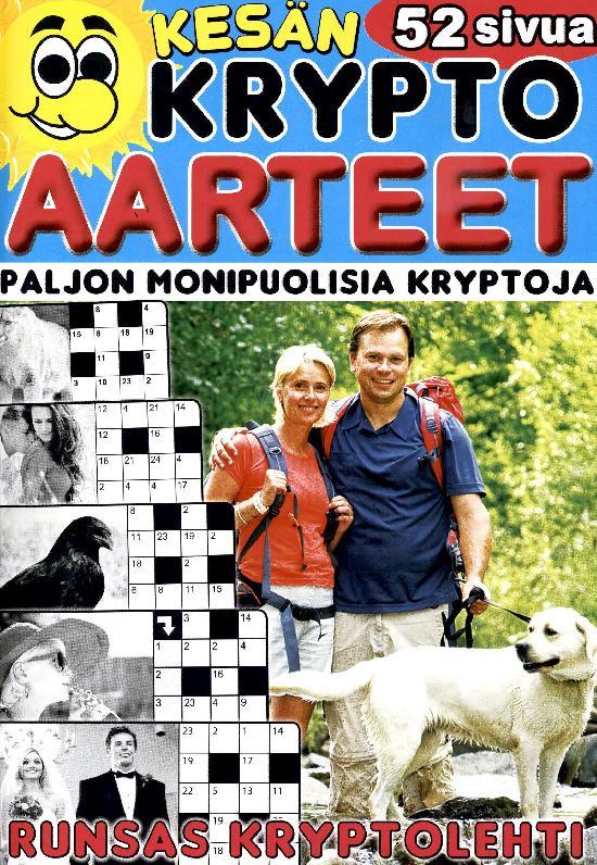 Krypto Aarteet 3/2021 KESÄN KRYPTOT