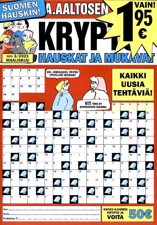 A.Aaltosen Kryptot