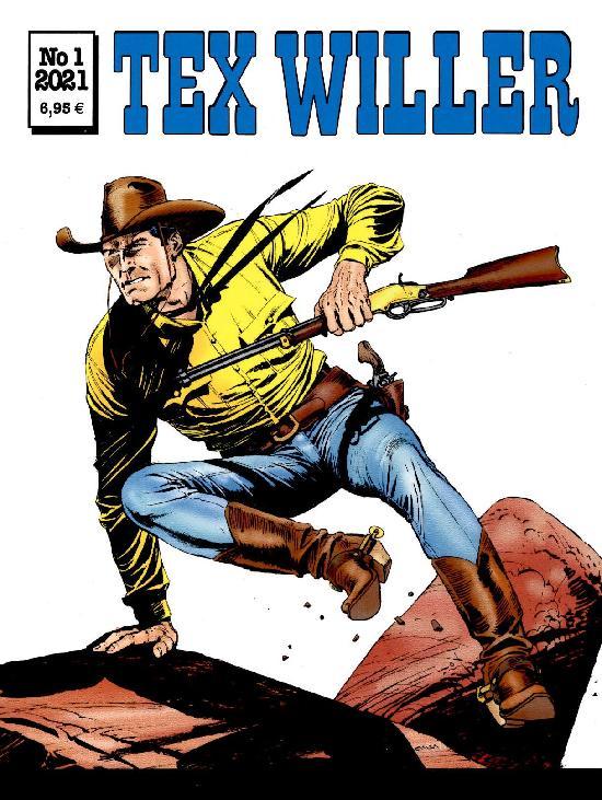 Tex Willer 01-2021