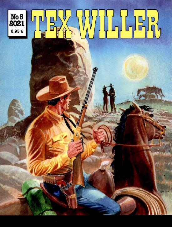 Tex Willer No 5 2021