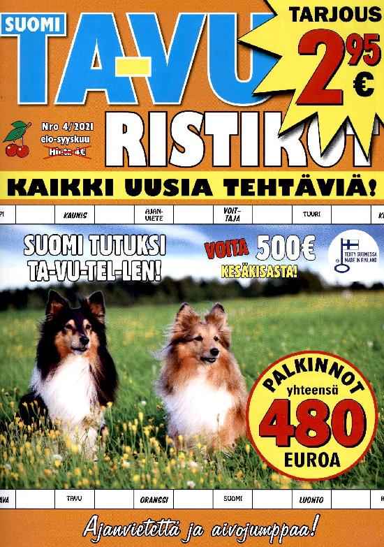Suomi Ta-Vu Ristikot