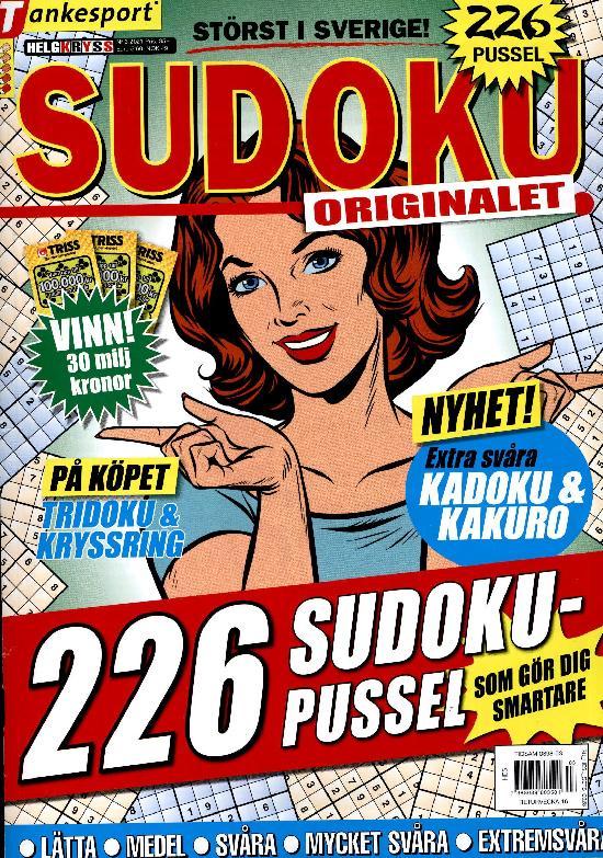Helgkryss Sudoku