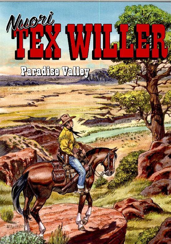 Nuori Tex Willer 02-2021 Paradise Valley