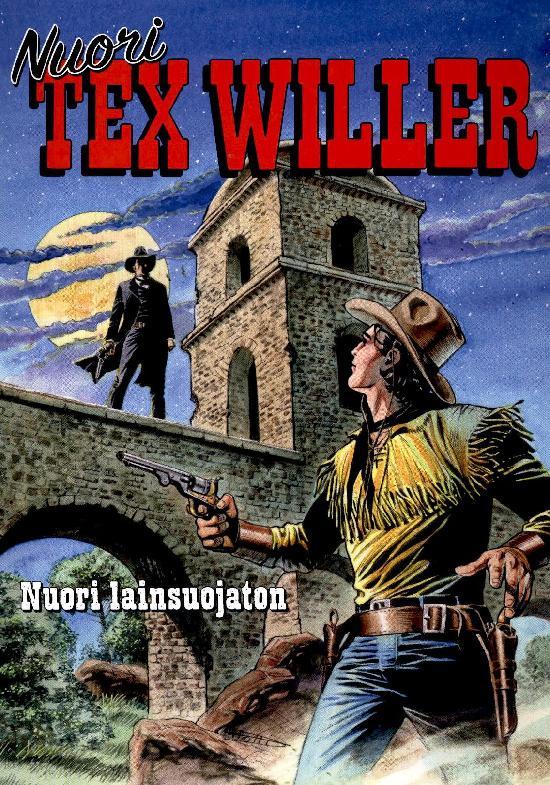 Nuori Tex Willer 05-2021 Nuori lainsuojaton