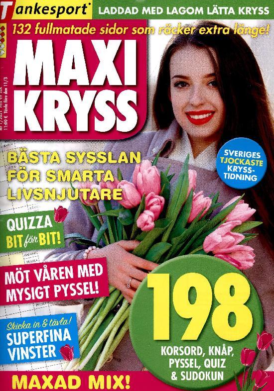 Maxikryss