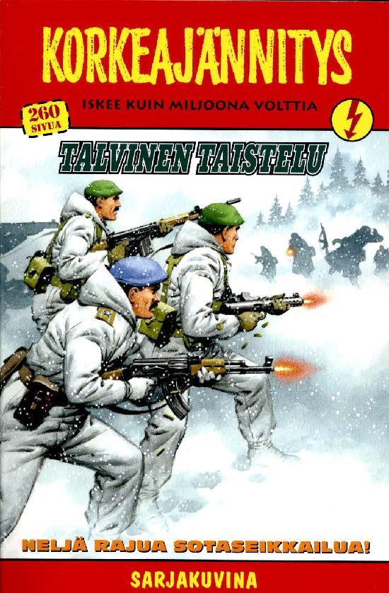 Korkeajännitys 01-2021 Talvinen taistelu