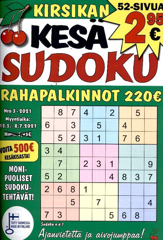 Kirsikan Sudoku