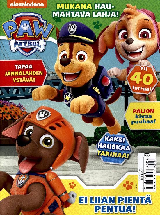 Paw Patrol (suom.) 2104