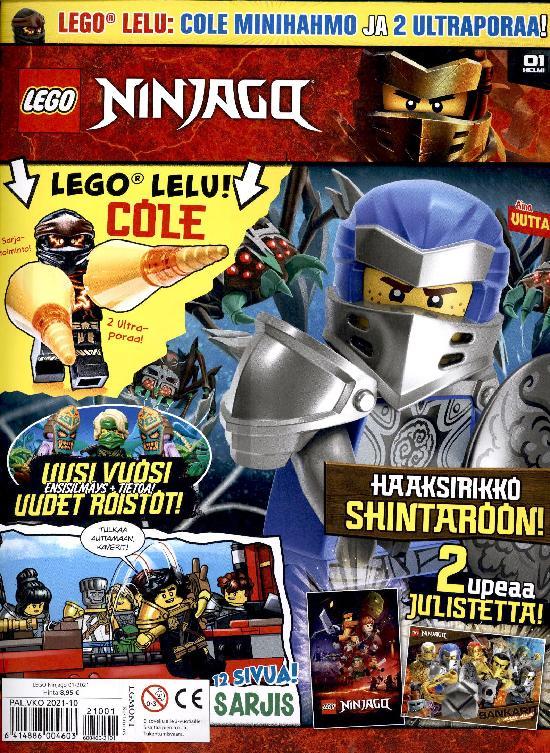 Lego 01-2021 Ninjago