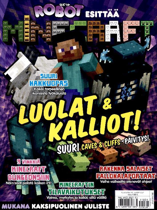 Robot esittää: Minecraft 2101