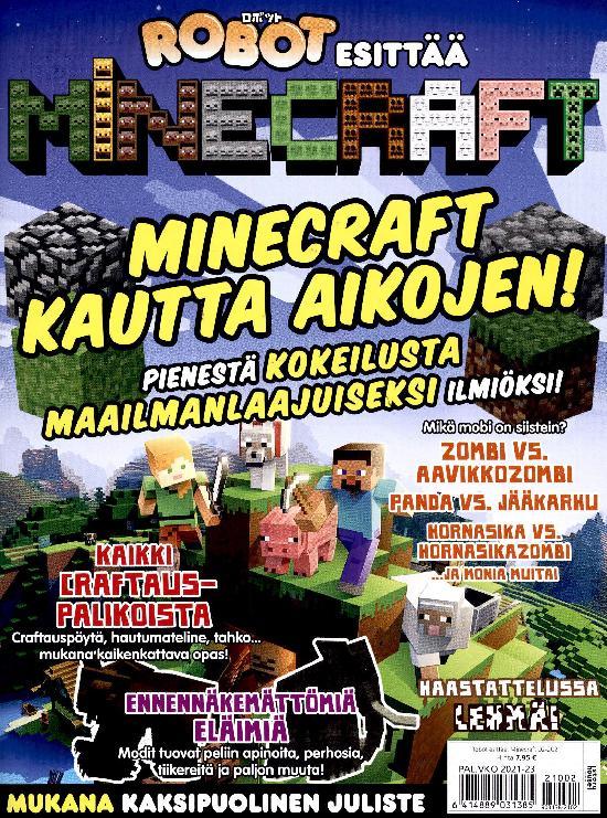 Robot esittää: Minecraft 2102