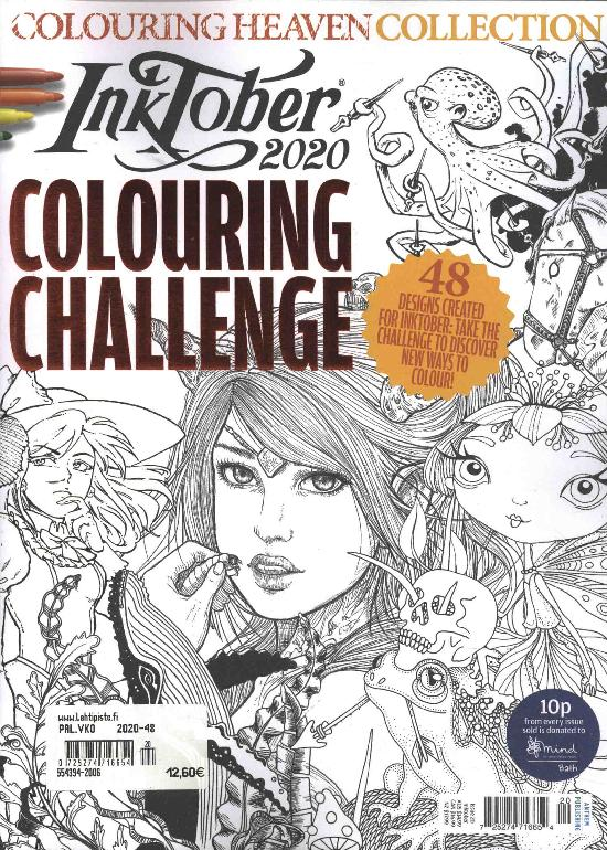 Colouring Heaven Collection